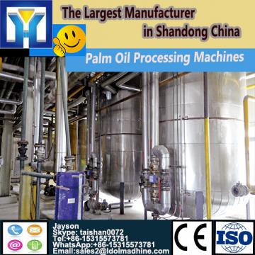 Castor oil processing mill