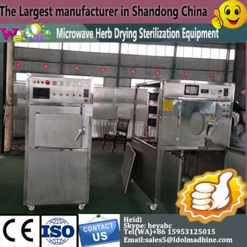 Microwave Cashew drying sterilizer machine