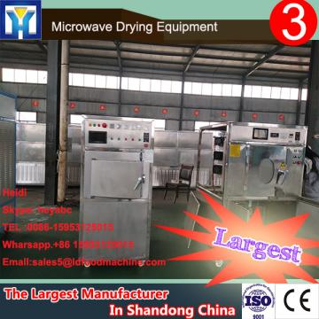 Industrial hypsizigus marmoreus continuous microwave drying machine