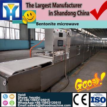 Industrial microwave silicon carbide powder dryer