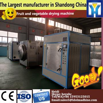 Automatic PLC Control cocoa beans processing herb drying machine