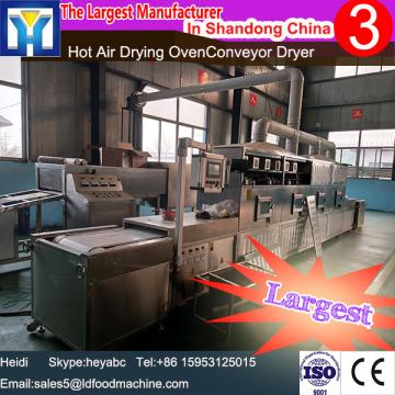 industrial forced air circulation drying machine for frozen fruit