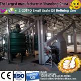 small scale edible crude oil refining machine