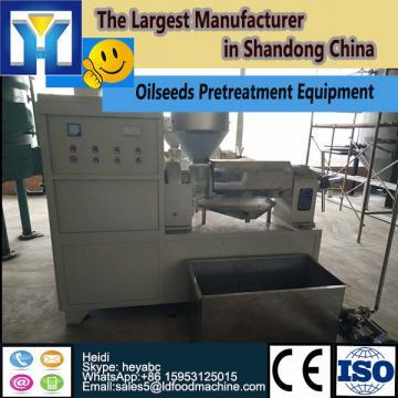 Soybean processing machine
