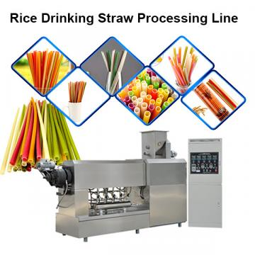 Automatic Disposable Biodegradable Snack Cocktail Drinks Cup Paper Tube Straw Making Forming Machine