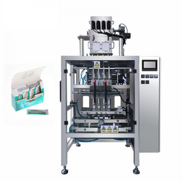 Automatic 6 Heads Edible Oil Filling and Packing Machine