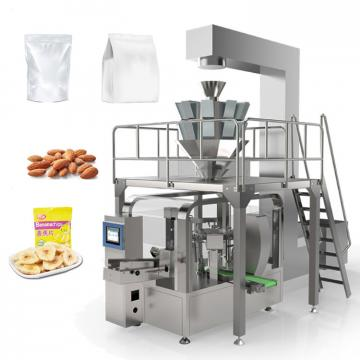 Automatic Food Weight Filling Packing Machine Capping Machinery