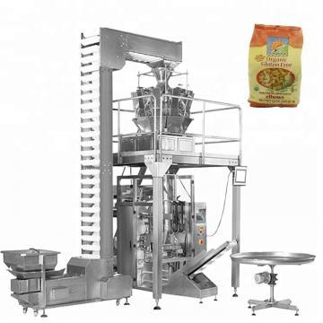 Automatic Ginger Powder Wrapping Weighing Bagging Packing Packaging Filling Sealing Machine