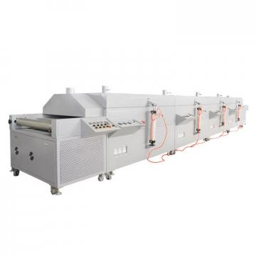 Mini Tea Leaves Processing Dryer Industrial Tunnel Oven With Conveyor