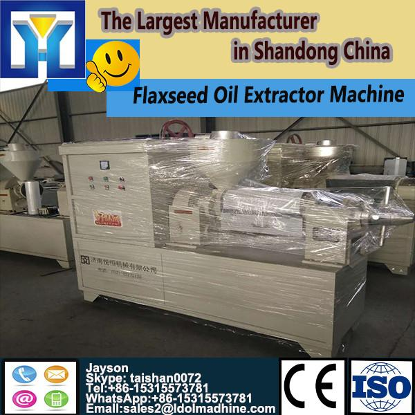 Stainless steel castor bean oil processing machine #1 image