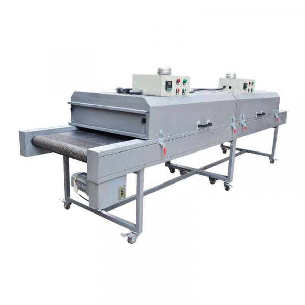 Infared ray drying tunnel oven machine SD1350 #3 image