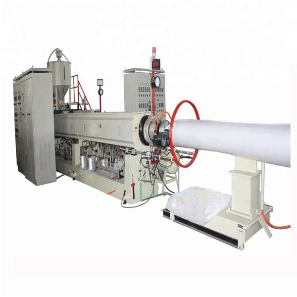Automatic Vacuum Molding PS Foam Disposable Pizza Box Take Away Food Container Production Line #2 image